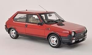 Fiat Ritmo 125 TC Abarth, rouge, 0, voiture miniature, Miniature déjà montée, Laudoracing-Model 1:18