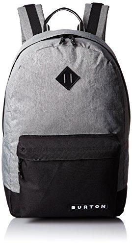 Burton-Zaino da alpinismo Kettle Pack, Unisex, Daypack KETTLE, grigio, Taglia unica