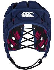 Canterbury Vapodri Raze Flex Chaleco–Casco protector de rugby, color azul marino, tamaño XL