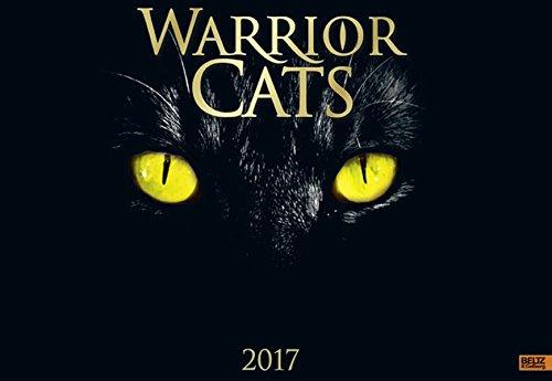 Warrior Cats - Kalender 2017: Monatskalender zum Aufhängen