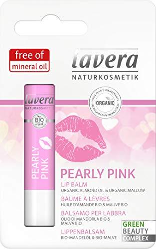 Lavera Pearly Pink Balsamo Per Labbra - 4.5 gr.
