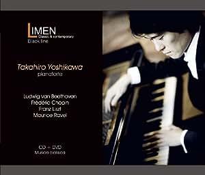 Beethoven, Chopin, Liszt, Ravel (CD+DVD)