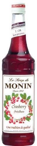 Monin Cranberry (3 x 0.7 l)