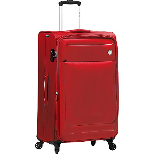 mia-toro-corvara-softside-28-spinner-luggage-red