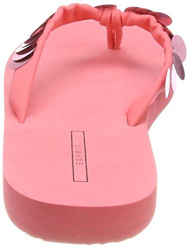 ESPRIT Damen Alice Sequins Pantoletten Pink (Pink)