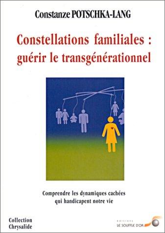 Constellations familiales : guérir le transgénérationnel