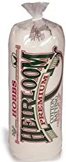 "Hobbs HL45 12 Count Batting Heirloom Premium Cotton Blend, 45"" x 60"""