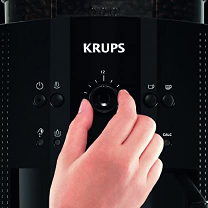 KRUPS-Kaffeevollautomat-18-l-15-bar-CappuccinoPlus-Dse