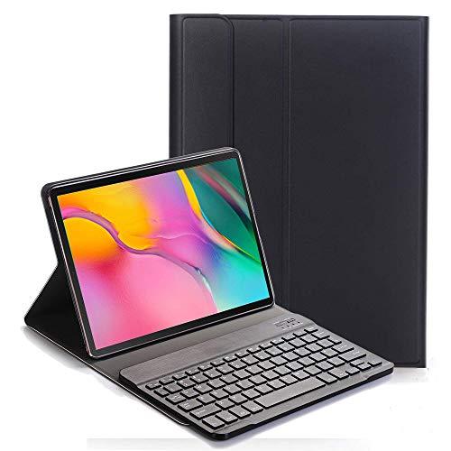 RLTech Teclado Funda Samsung Galaxy Tab A 10.1 2019