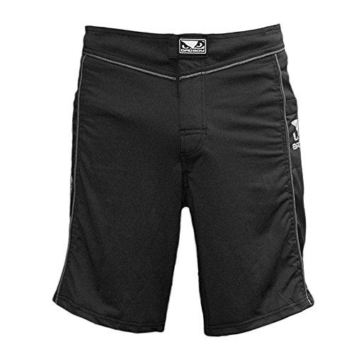 bad-boy-fuzion-shorts-schwarz-grau-xx-large