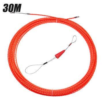 CCChaRLes 10M /20M / 30M Dia 5Mm Cable Puller Cinta De Pescado...
