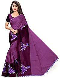 Indian Fashionista cotton with blouse piece Saree