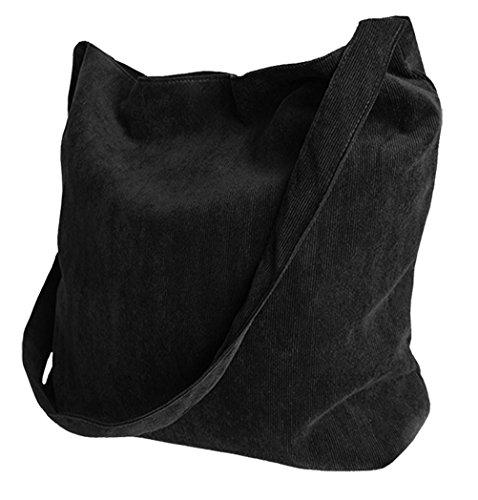 Ichic Boutique Damen Handtasche Taschen Shopper Umhängetaschen Groß - 42/40 cm (B*H)