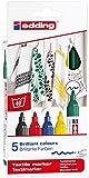 edding 4-4500-5 Textilmarker