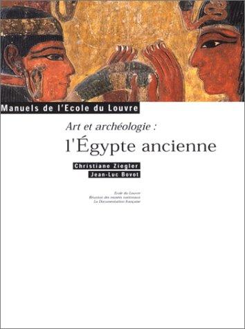 Art et archéologie : L'Egypte ancienne