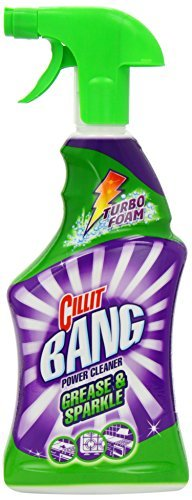 Cillit Bang Potenza Cleaner grasso & brillante, 750ml (Confezione da 3)