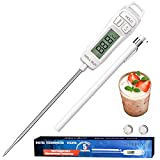 Thermomètre Cuisine Sonde Temperature Cuisine Thermomètre de Cuisson ,WELL BUY...