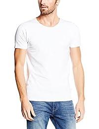 Scotch & Soda Men's Nos - Classic Crewneck Tee Short Sleeve T-Shirt