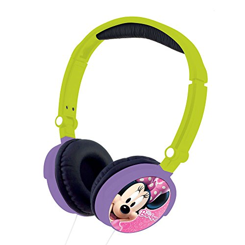 Lexibook - HP010MN - Stereokopfhörer Minnie (Minnie Mouse Mp3-player)