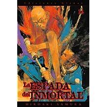 La espada del inmortal 14 (Seinen Manga)