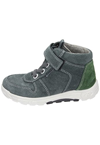 Ricosta Scott, Sneakers basses garçon grau