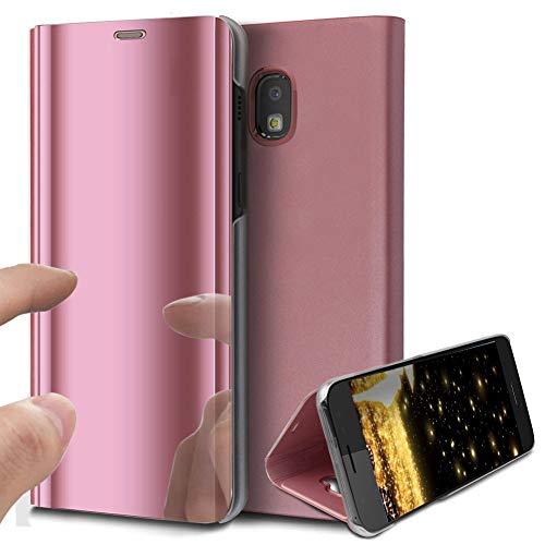 Accessori Cellulari E Palmari Samsung Galaxy J3 Casi Di Telefono Etui It Magenta 8001m Stickers