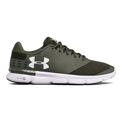 Under Armour UA Micro G Speed Swift 2, Chaussures de Running Compétition Homme green