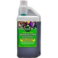 Envii Seafeed Xtra – Abono/Fertilizante y Potenciador de Crecimiento Orgánico Premium de Algas Marinas Liquido (1L)