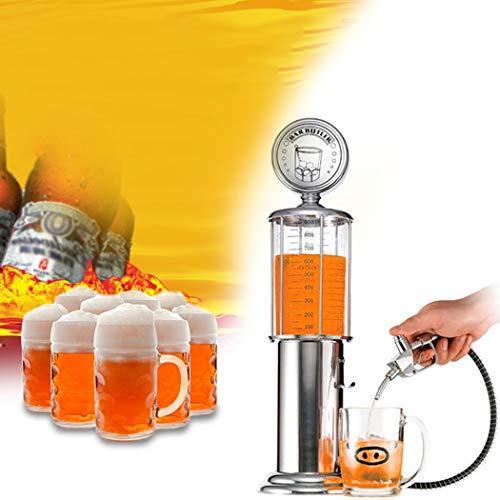 Dieron - Dispensador de cerveza para vino, bomba de gas para beber vino