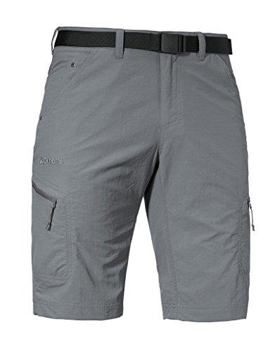 Schöffel Shorts Silvaplana2 Herren Hose, vielseitige Wanderhose mit separatem Gürtel, ko