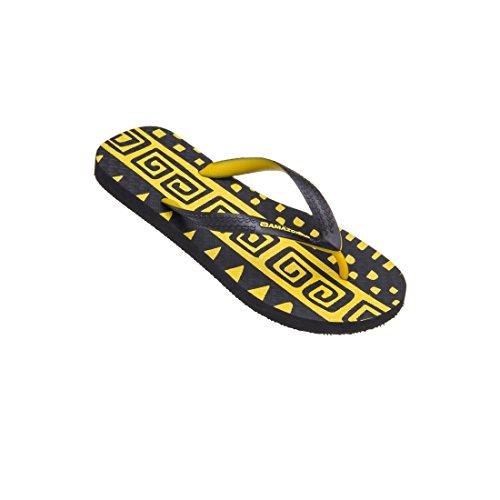 infradito-uomo-amazonas-enjoy-xingu-nero-e-giallo