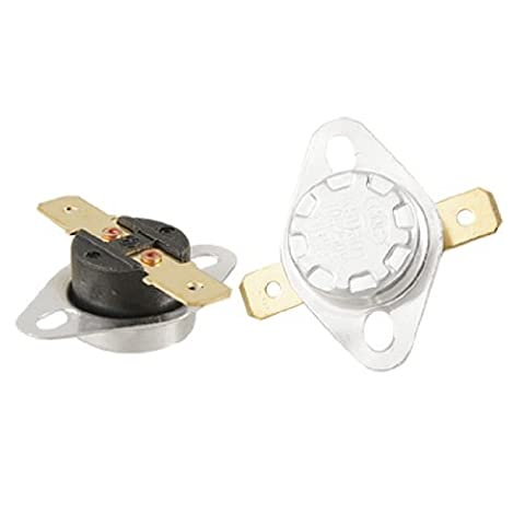 Lot de 2110Celsius N.C. Température contrôlée Thermostat Interrupteur KSD301