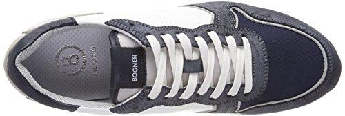 Bogner New Rome 1, Sneaker Uomo Weiß (White/Navy)