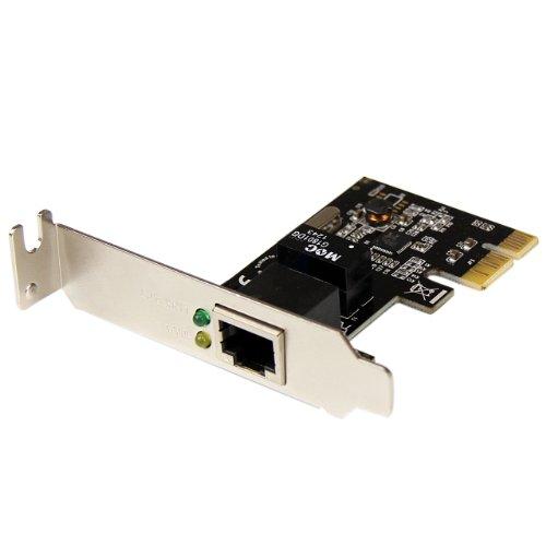 StarTech.com ST1000SPEX2L - Tarjeta Red PCI Express