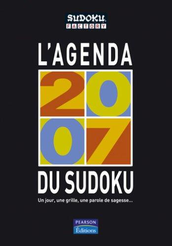 L'Agenda 2007 du Sudoku