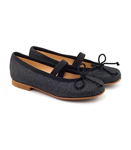 Boni Classic Shoes Boni Jazz - Ballerine à Paillettes Noir