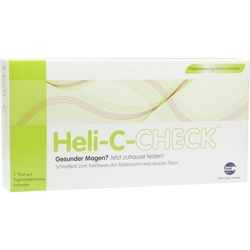 Heli-C-CHECK Helicobacter Pylori Test by Heli-C-CHECK