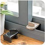 Trasferimento finestra anta scorrevole tappo serratura della porta bambini Security Robustezza regolabile