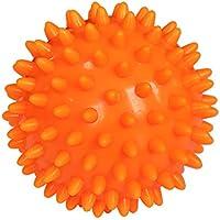 """Preisvergleich für 3""""PVC geizig Massage Punkte, mischohren, Nägel, Faszien, Yoga Bälle, Fitness Bälle, Igel Kugeln (Orange)."""