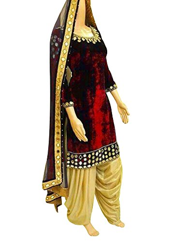 Diwali and New Year New Arrival Punjabi Patiala Style Suits for Young...