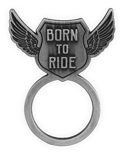 Angel Star Eagle Sonnenbrille pin-Born to Ride, antik Zinn (Sonnenbrille Eagle)