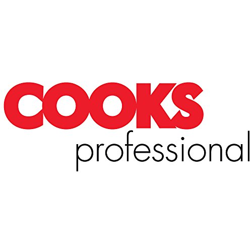 Cooks Professional Premium 2 Litre Professional LCD Fully Automatic Electric Ice Cream Sorbet Yogurt Maker With Built-in Compressor – 180 Watts.