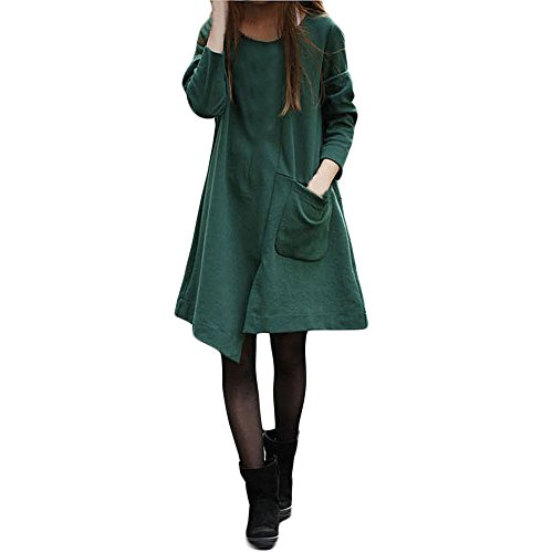 8194c0d71 Fiesta Vestir Ropa Falda Mujer Otoño,BBestseller Mujer Vestido de ...