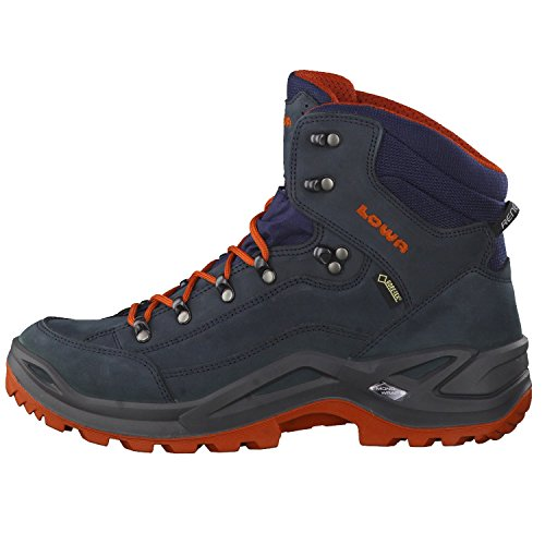 Lowa Renegade GTX Mid Navy Rost Blue