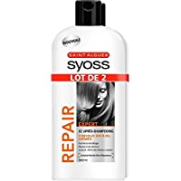 St Algue Syoss Apres-shampooing Repair Expert 500ml - Prix Unitaire - Livraison Gratuit Sous 3 Jours
