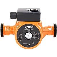 Pompa di circolazione riscaldamento Pompa Ibo 1525–406080/130/180pompa nasslaeuf NEU, 25-40/180