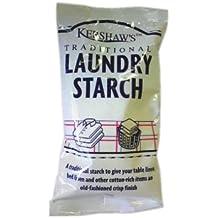 Amidon à lessive
