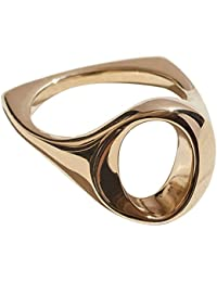 Pamela Love Women's Gold Plated Brass Lee Ring Size