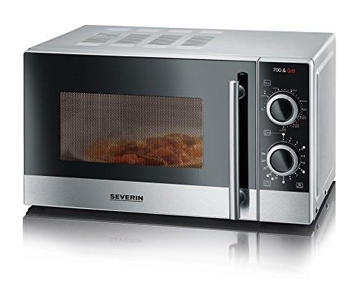 Severin MW 7874 - Horno microondas con grill