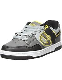 Heelys FLOW 2016 black/grey/yellow 34